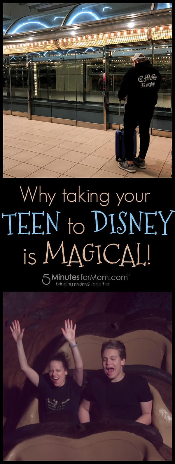 Why taking your teen to Disney is magical