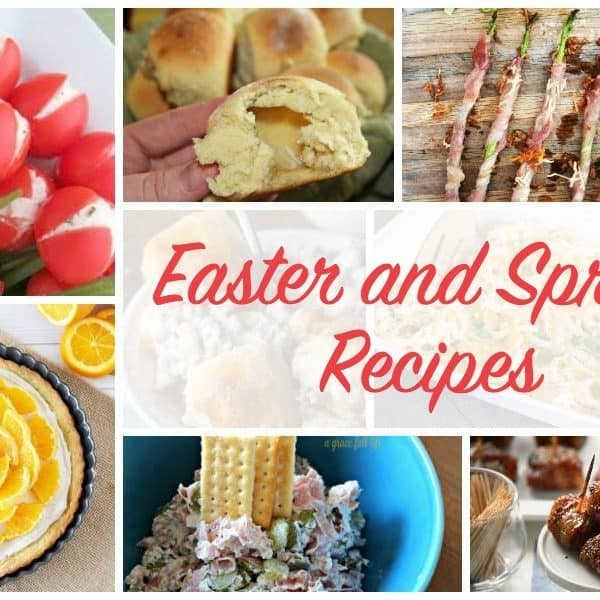 Easter and Spring Recipes