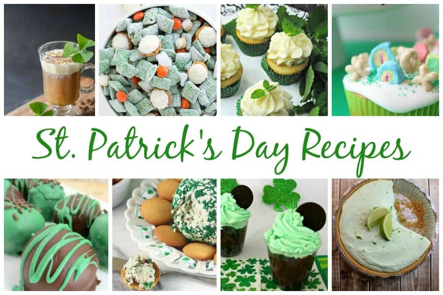 Favorite St Patricks Day Recipes