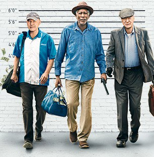 Going in Style – A Hilarious Movie To Watch With Friends #Giveaway #GoingInStyle