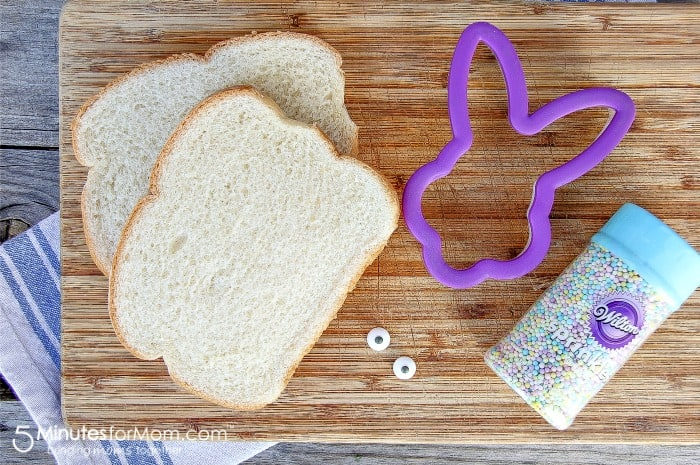 How to make Easter fairy bread for kids