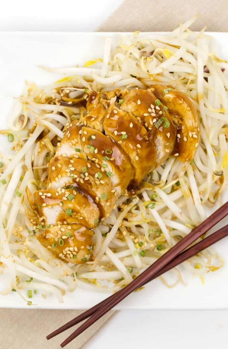 Instant Pot Teriyaki Chicken - Easy Dinner Recipe