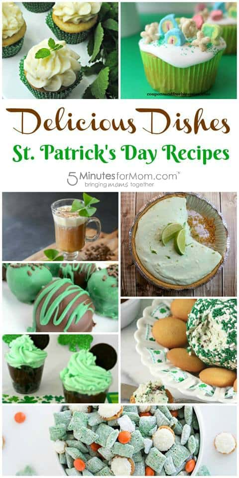 St Patricks Day Recipes