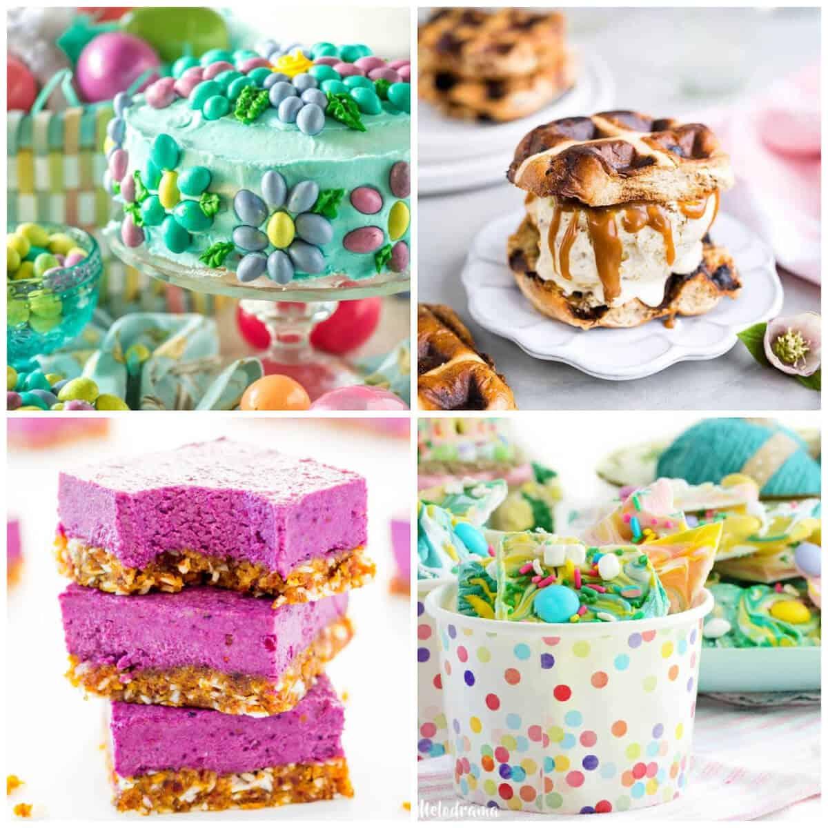 Sweet Easter Desserts