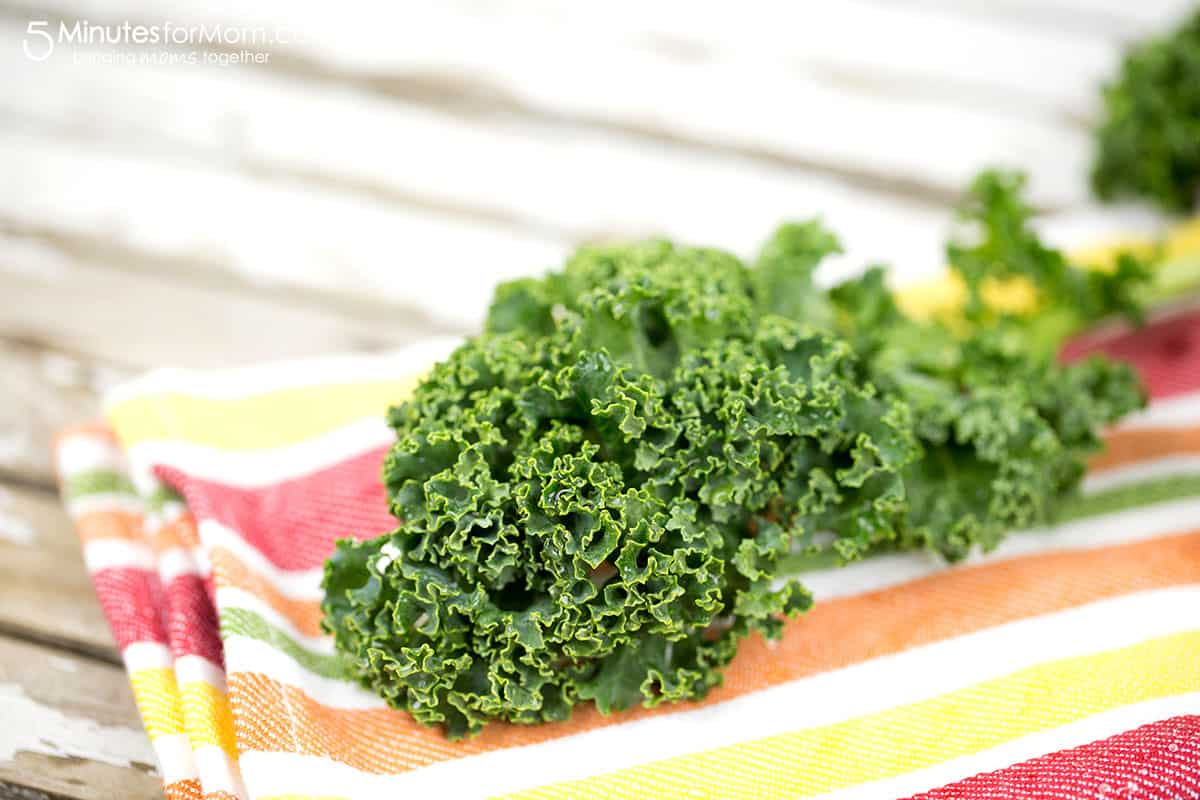 kale smoothie for kids