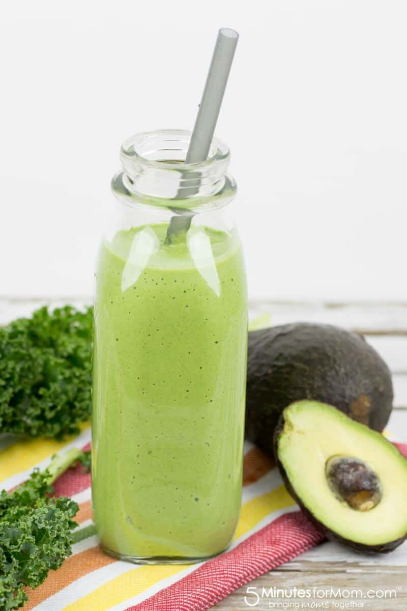 Sweet Kale Smoothie Recipe