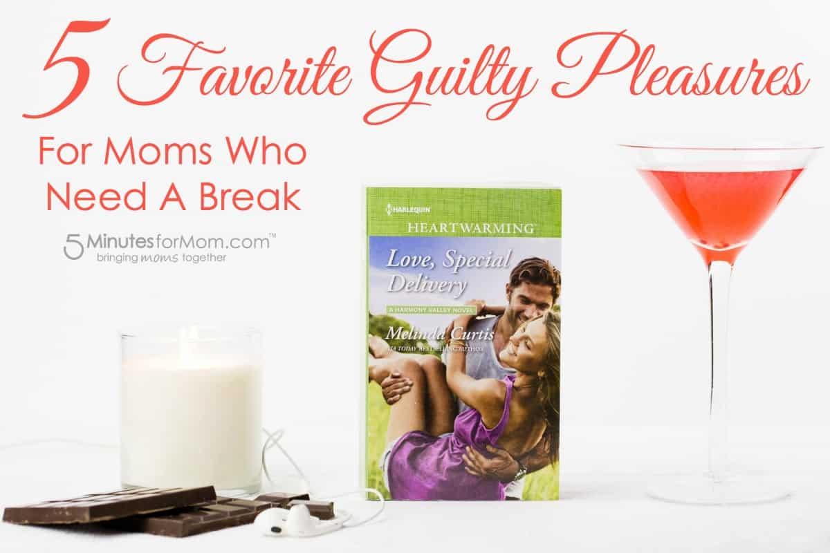5 Favorite Guilty Pleasures