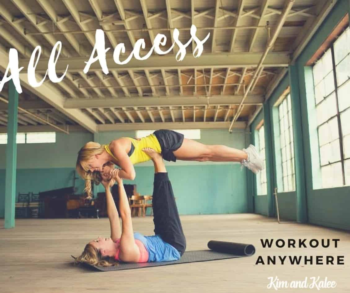All Access - Kim and Kalee