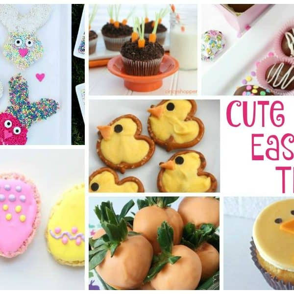 Cute Easter Treats