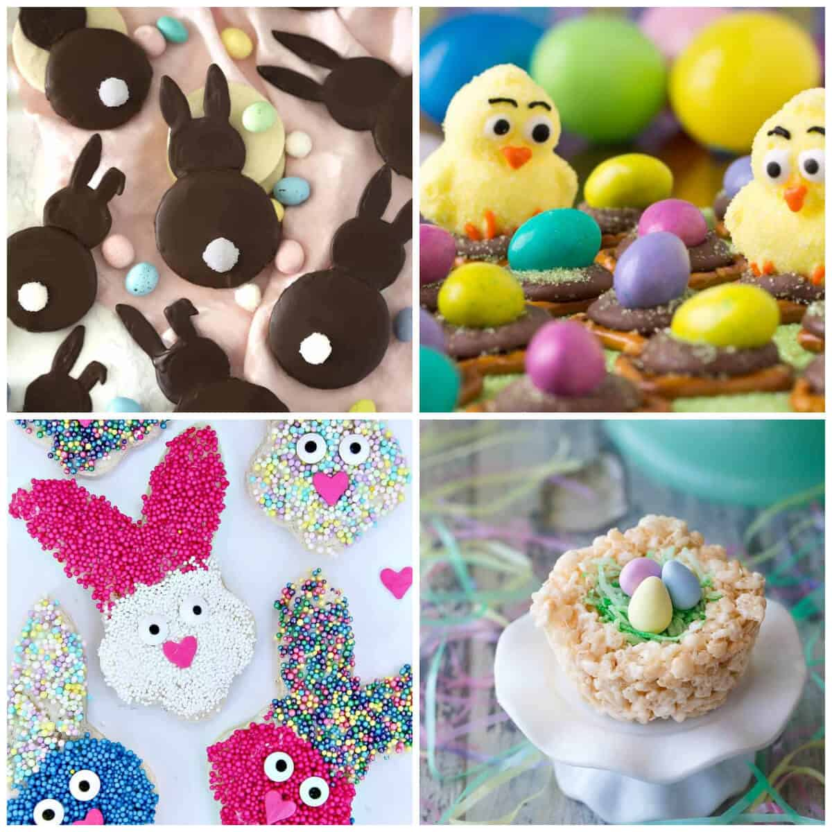 Cute Easter Treats for Kids