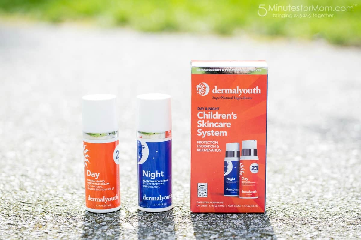 DermalYouth Childrens Skincare System