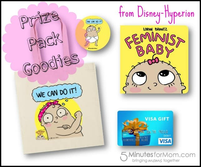 Feminist Baby prize pack