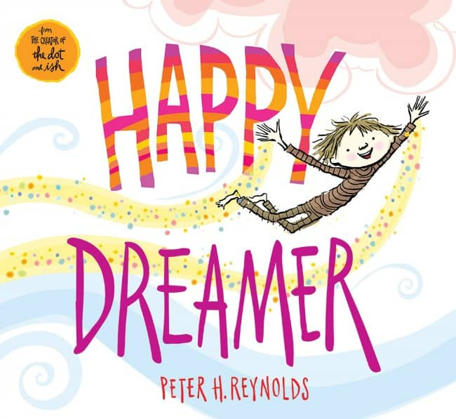 Inspirational and celebratory picture book from NYT best-selling author Peter H. Reynolds