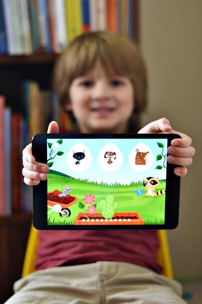 Homer - reading app for kids