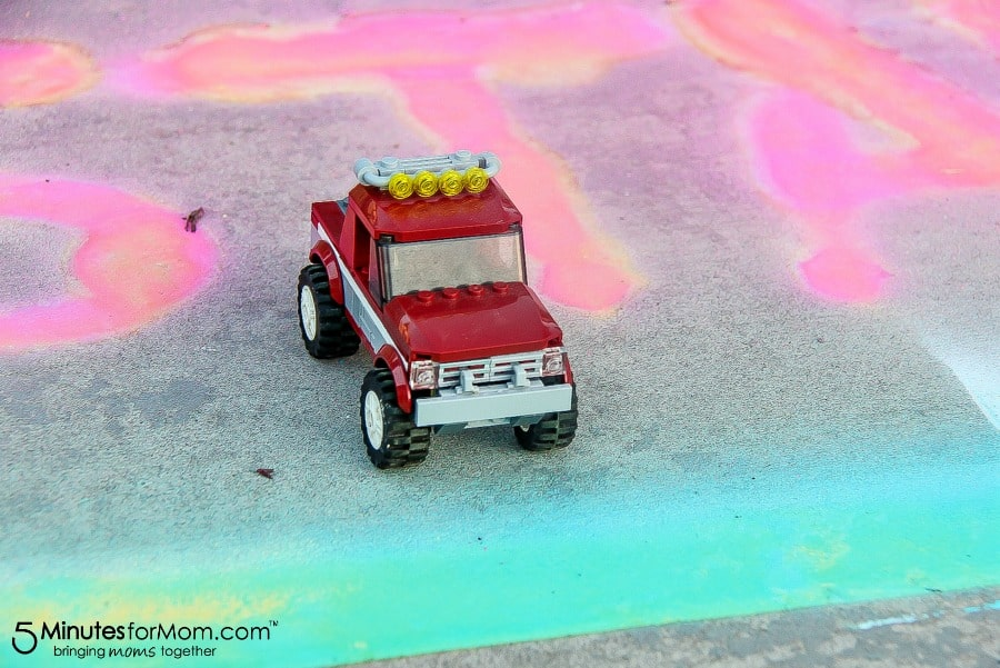 Spray Chalk
