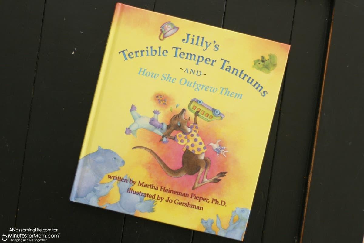 Jillys Terrible Temper Tantrums