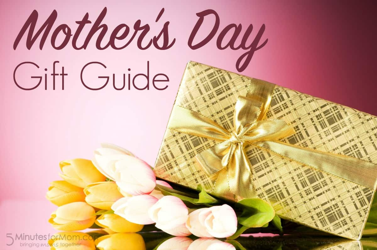 Mothers Day Gift Guide - Unique Gift Ideas