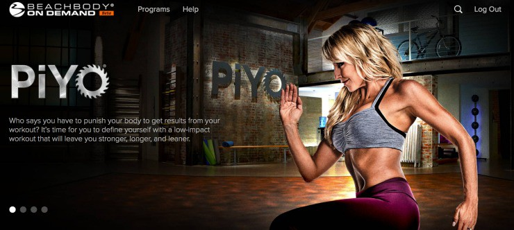 PiYo - Beachbody on Demand