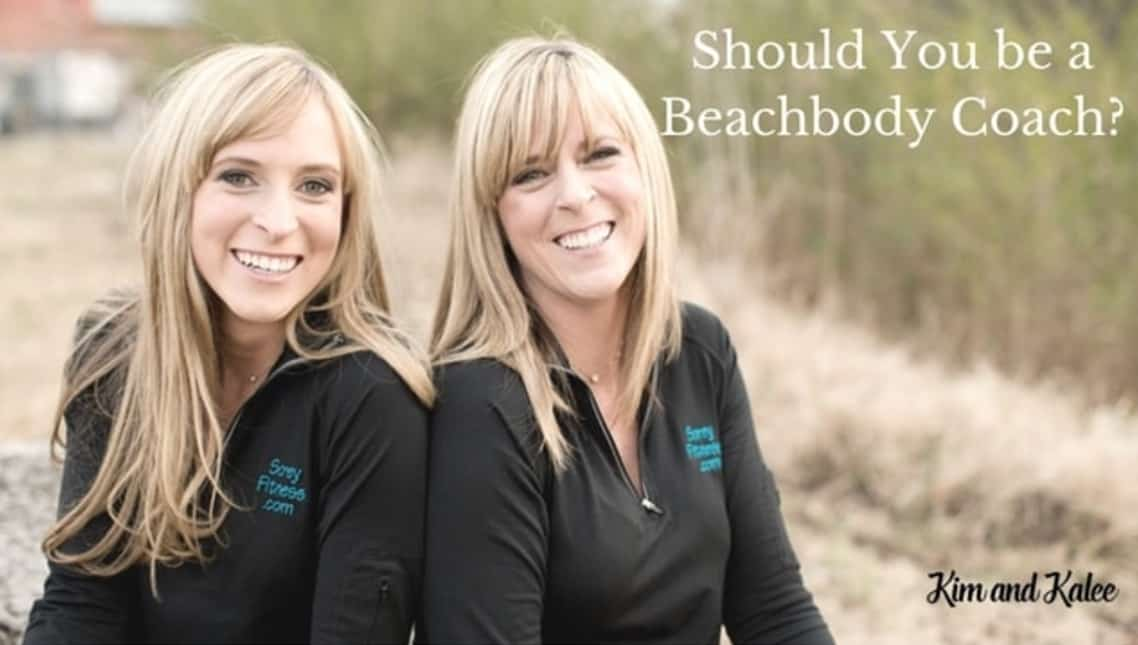Should you be a beachbody coach