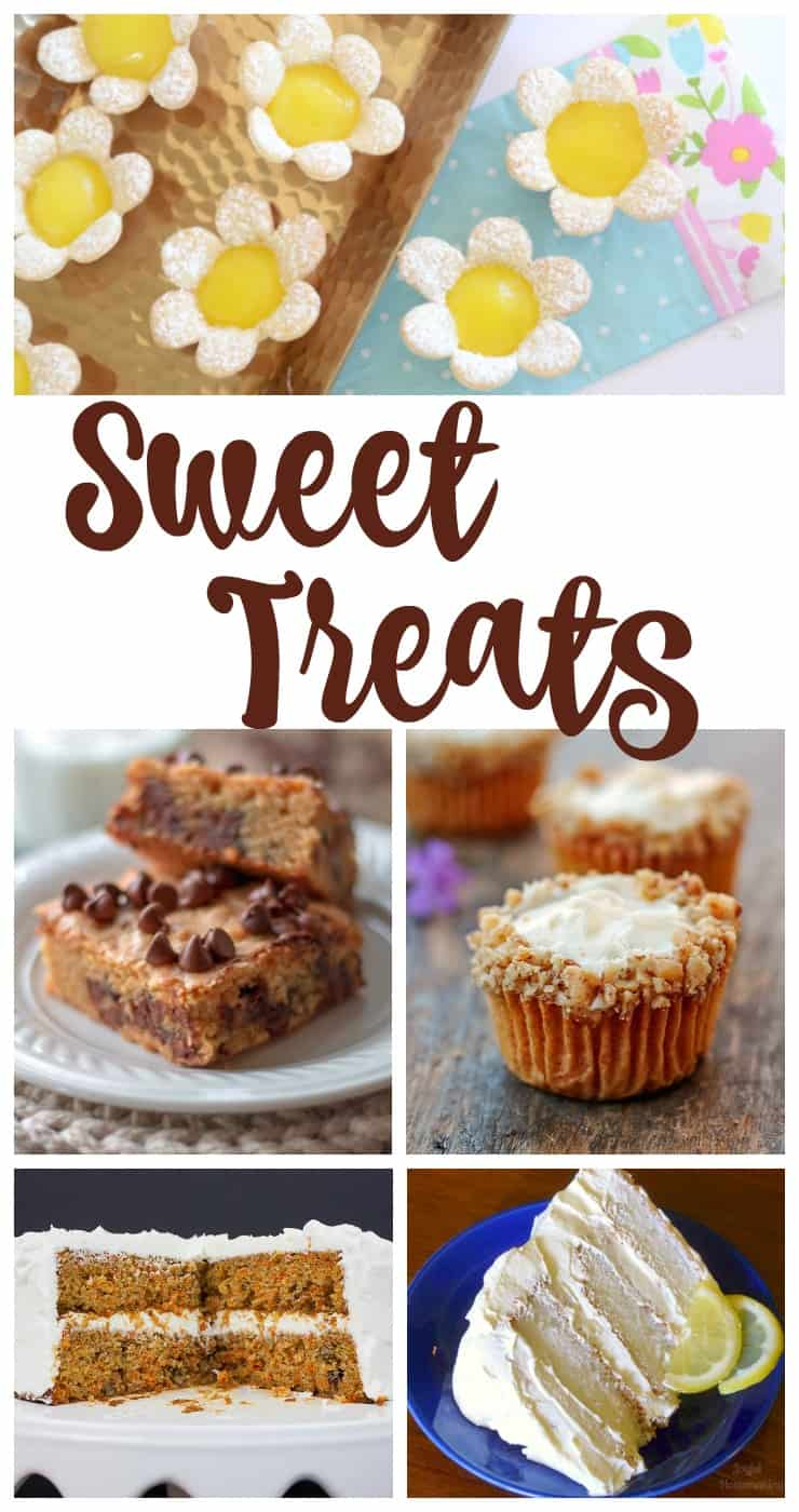 Sweet Treats And Our Delicious Dishes Recipe Party