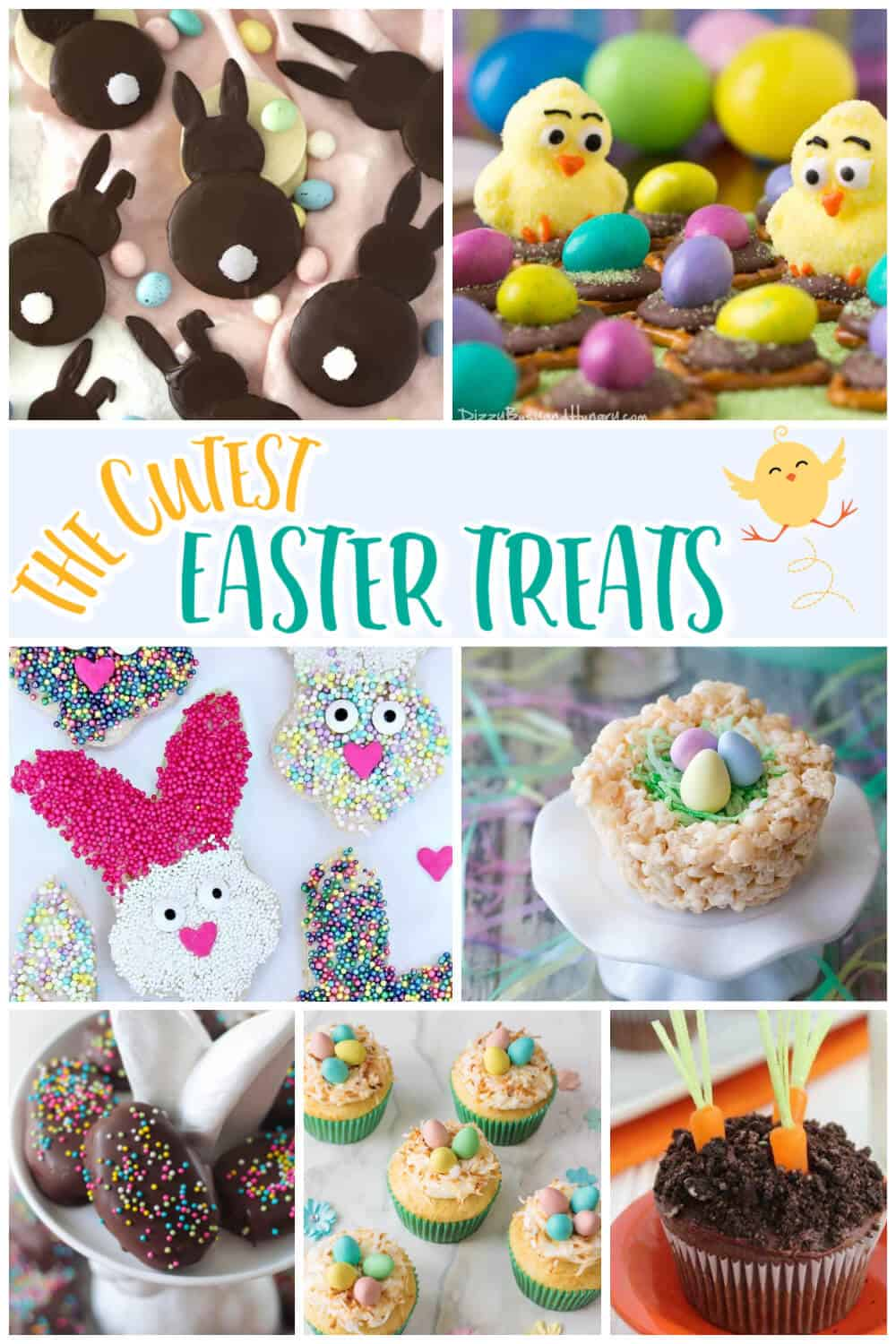 The Cutest Easter Treats for Kids