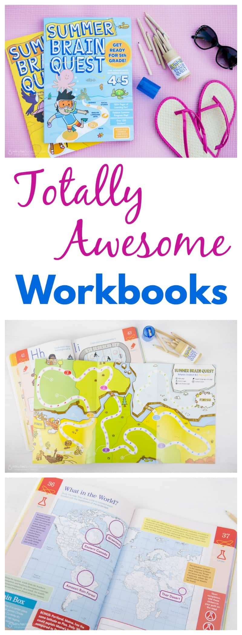 Totally Awesome Workbooks