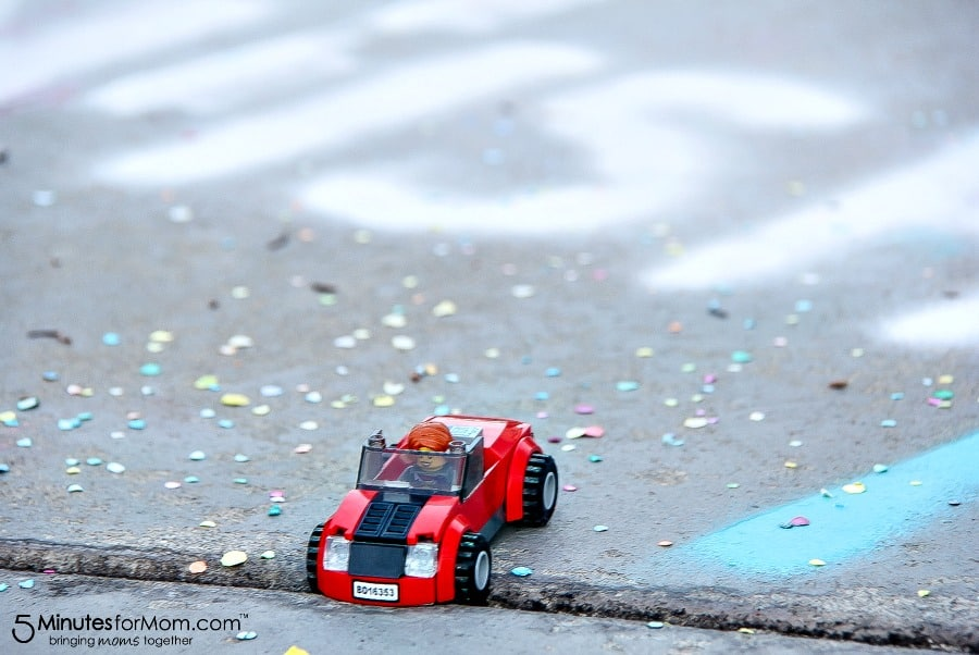 car racing fun for kids