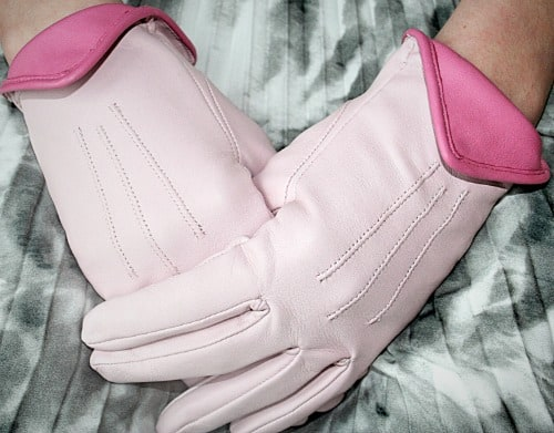 FitzGerald Morrell Pink Raleigh Gloves