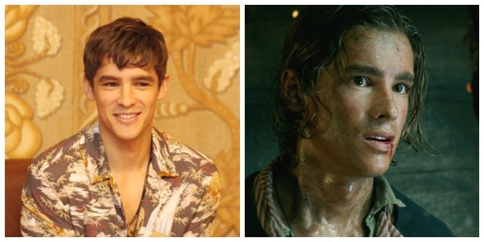 "Brenton Thwaites as Henry in ""Pirates of the Caribbean: Dead Men Tell No Tales"""