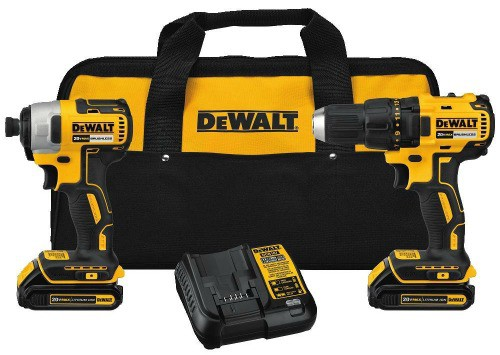 Gifts for Him - DEWALT Drill