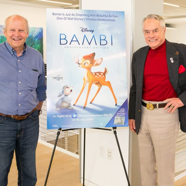 "Interview with the Young Voices from ""Bambi"" #BambiBluRay"