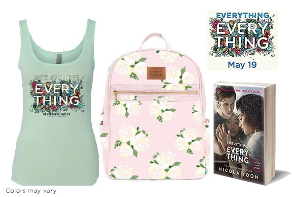 Everything, Everything: See the Movie and Read the Book #Giveaway