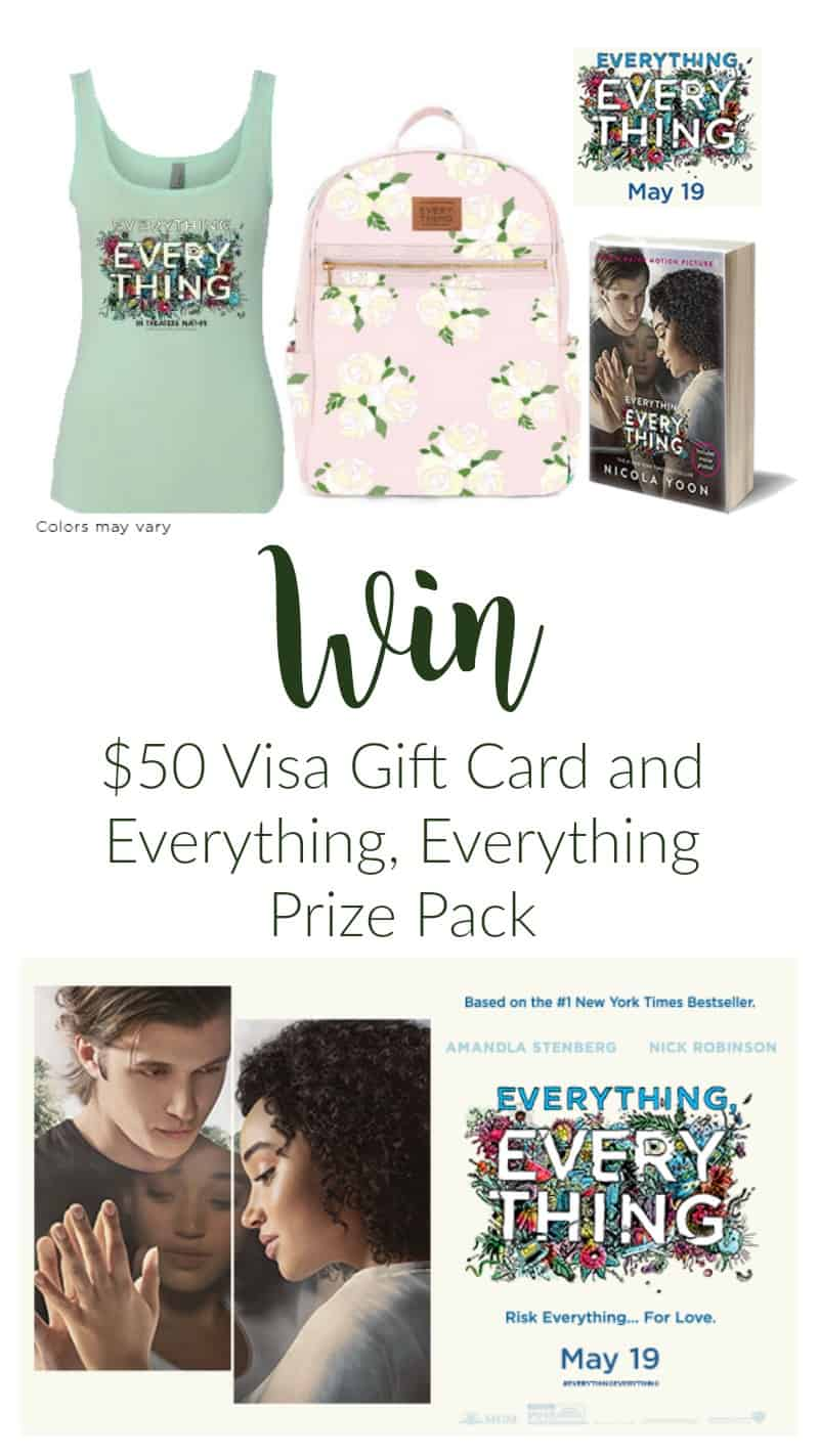 Everything Everything Prize Pack