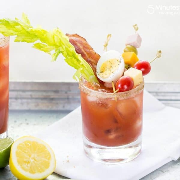How to Make a Caesar… also known as a Canadian Bloody Mary