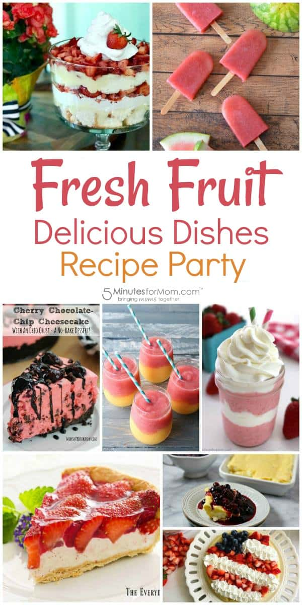 Fresh Fruit - Delicious Dishes Recipe Party