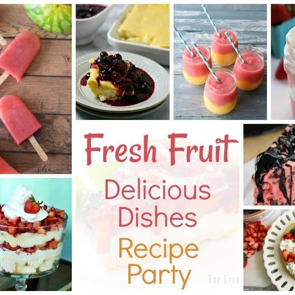 Fresh Fruit Recipes