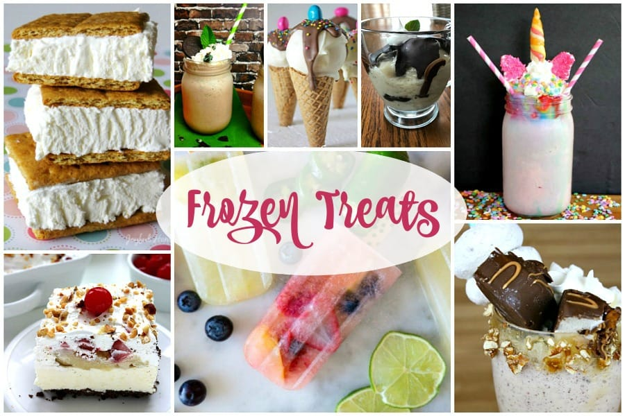 Frozen Treats and our Delicious Dishes Recipe Party - 5 ...