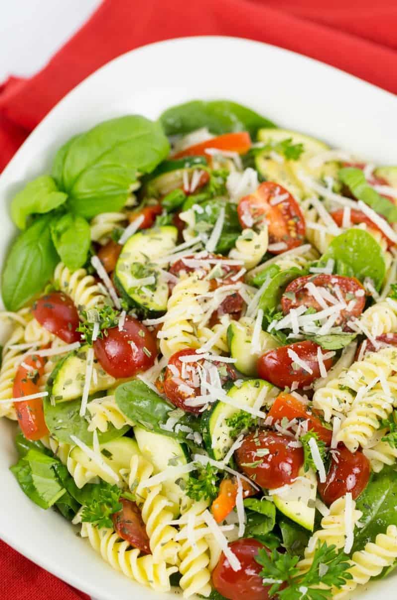Gluten Free Rotini Salad