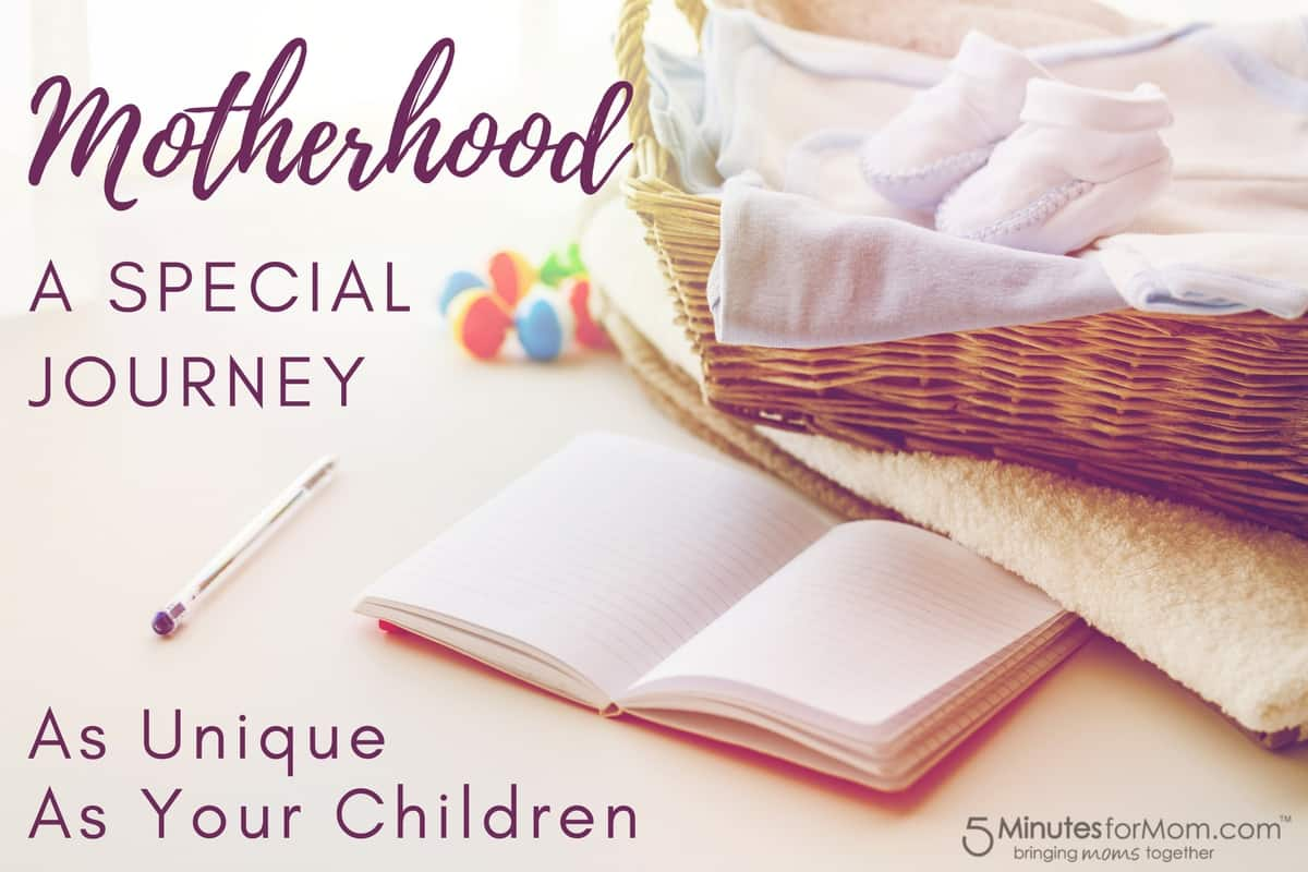 Motherhood - A Special Journey