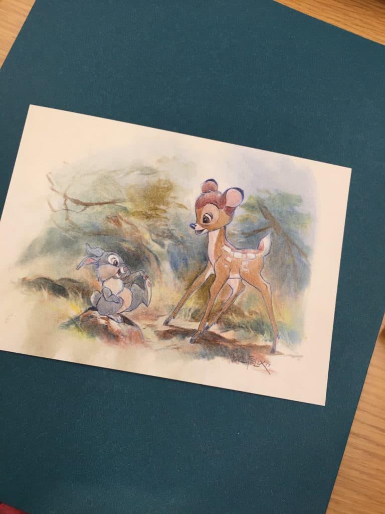 Paul Felix Bambi Artwork