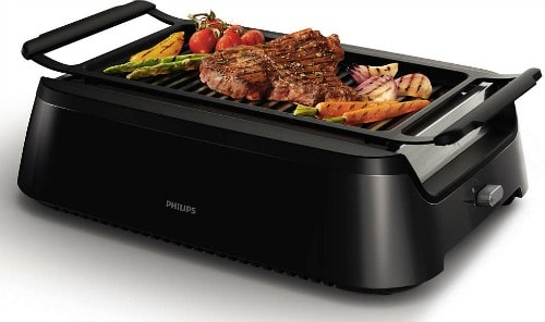 Philips Smokeless Indoor Grill - Great gift idea for dad