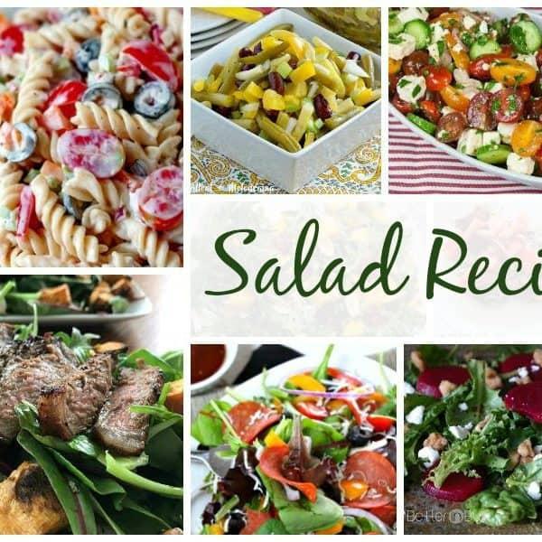 Favorite Salad Recipes
