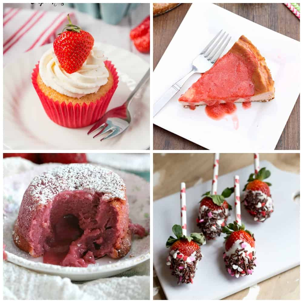 Strawberry Desserts Part 5