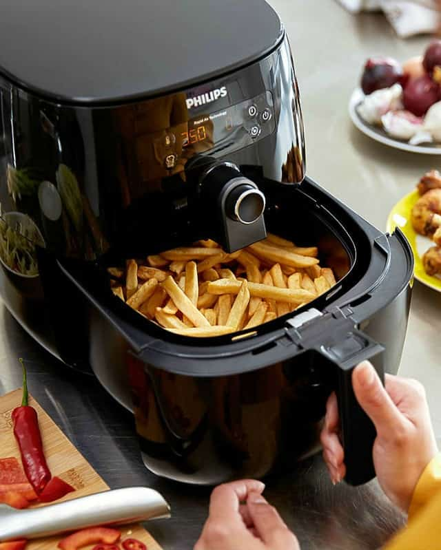 The New Philips Airfryer