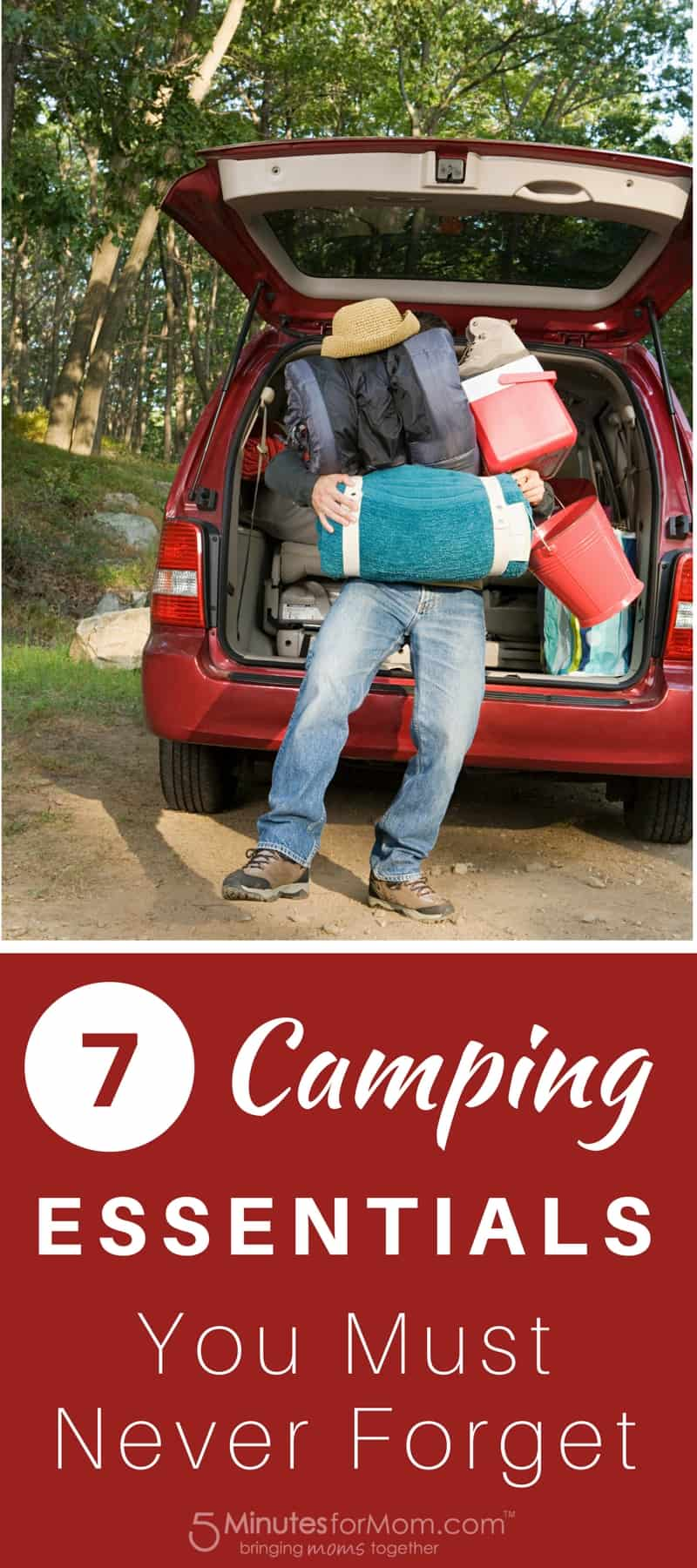 7 Camping Essentials You Must Never Forget