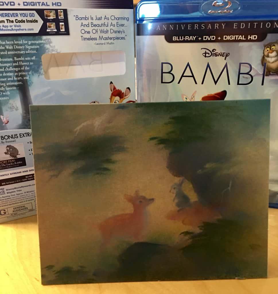 Bambi Tyrus Wong Litho