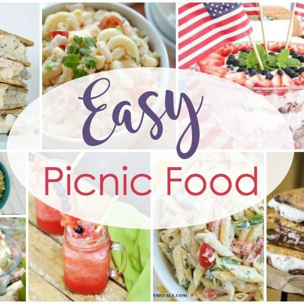 Easy Picnic Food