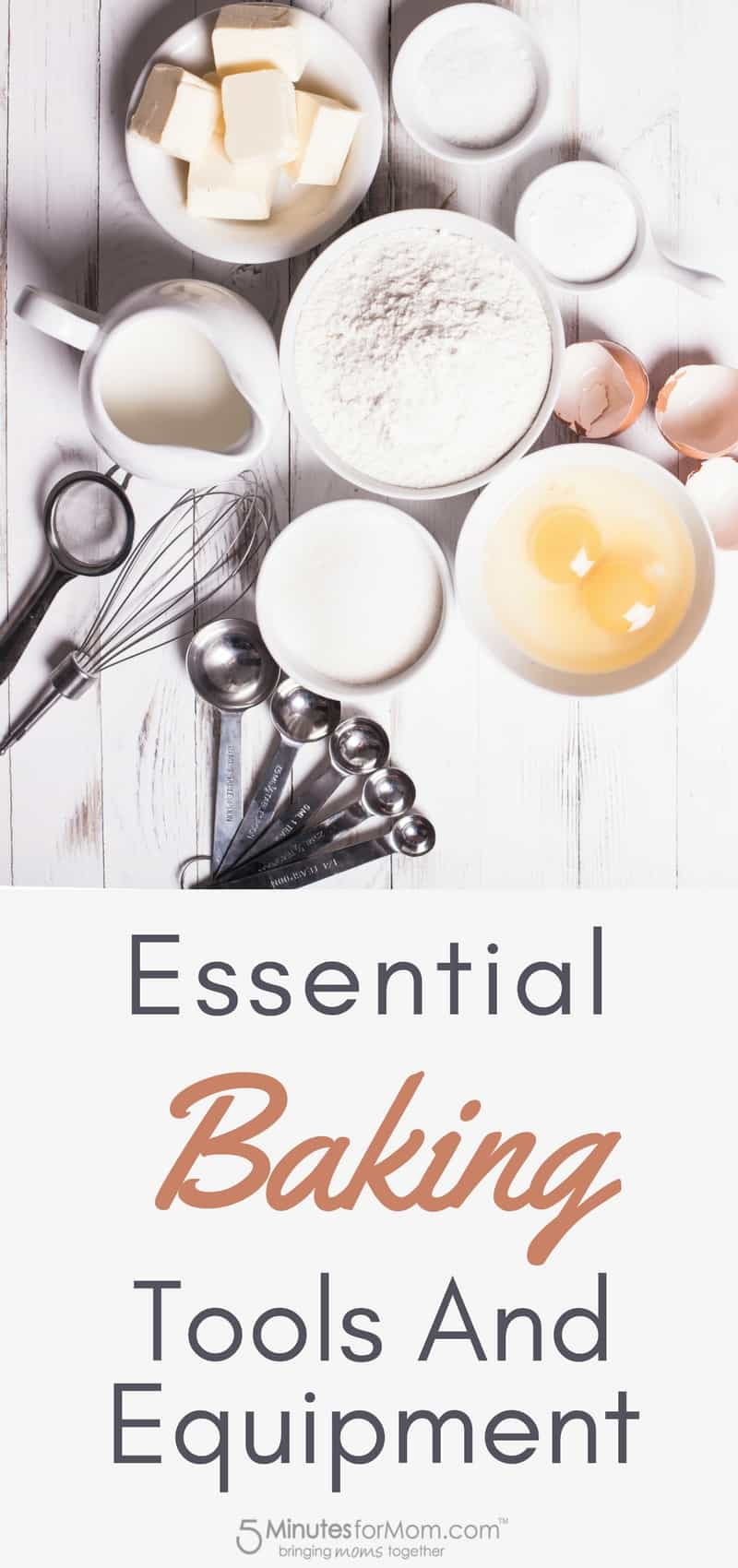 Essential Tools For Your Makeup Bag: Essential Baking Tools And Equipment
