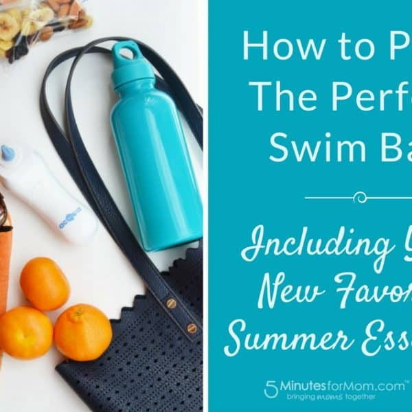 How To Pack the Perfect Swim Bag