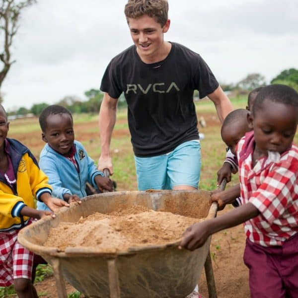 Why I Am Sending My Teenager On An International Service Trip